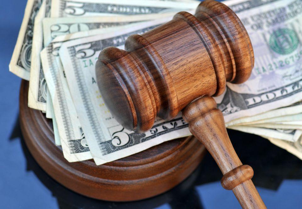 judge's decision bail amount