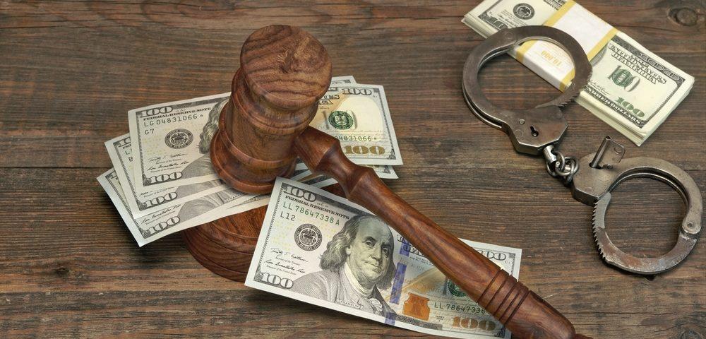 booking posting bail transfer