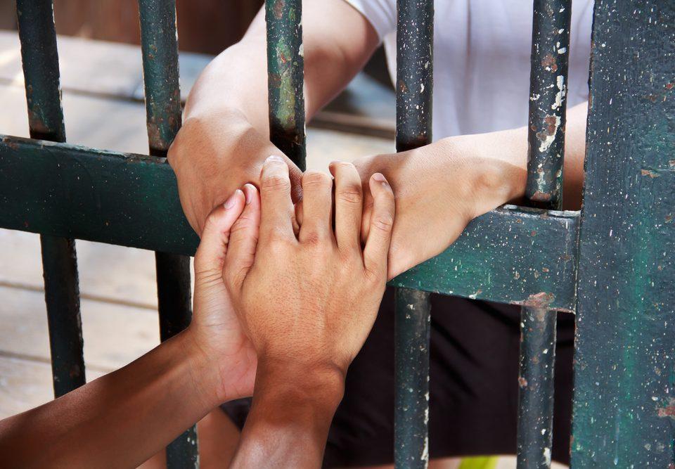 friends family assist jail