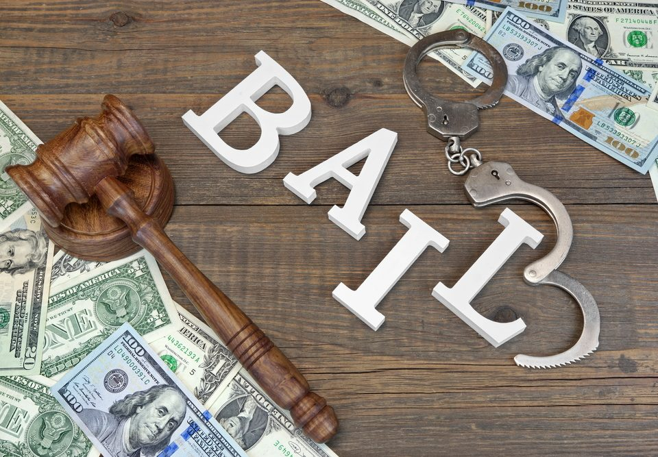 details paying own bail